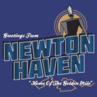 Greetings From Newton Haven by zmedia