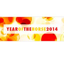 year of the horse 2014 by maydaze