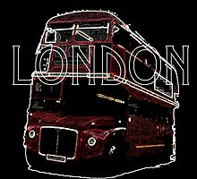 London Bus by Mark2206