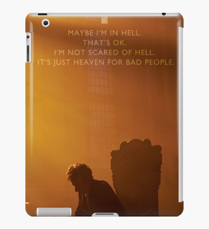 Twelve Doctor Who (2) {CASES, ETC} iPad Case/Skin