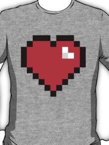 8-Bit Heart T-Shirt
