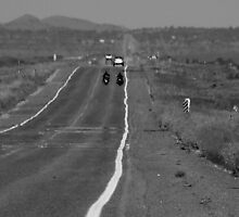 classic route 66 by CliveHarris
