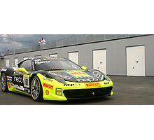 Ferrari Challenge #181 Photographic Print