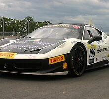 Ferrari Challenge #108 by berkshiredave