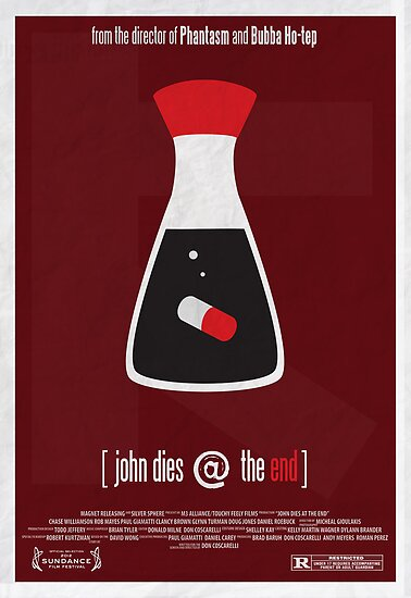 John Dies at the End by MegEmmyJay