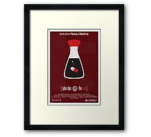 John Dies at the End Framed Print