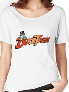 Ducktales Women's Relaxed Fit T-Shirt