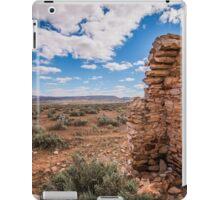 outback ruins iPad Case/Skin