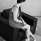 Black and White Ballet by Lita Medinger