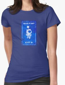 MOOGLE SAVE POINT Womens T-Shirt