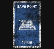 RESIDENT EVIL SAVE POINT Kids Tee