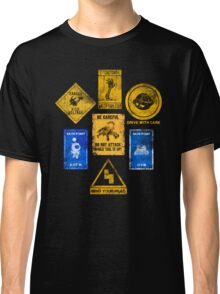 USEFUL SIGNS Classic T-Shirt
