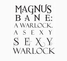 Magnus Bane: Sexy Warlock by magnusbane