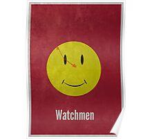 Watchmen Minimal Print Poster