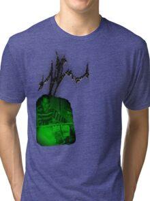 ghost game shirt Tri-blend T-Shirt