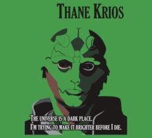 Mass Effect - Thane Krios by toasterpip