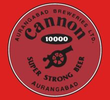 Cannon 10000 Super Strong Beer One Piece - Short Sleeve