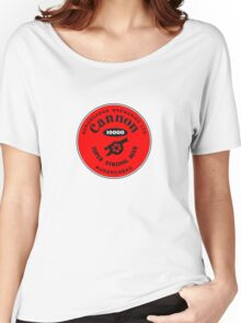 Cannon 10000 Super Strong Beer Women's Relaxed Fit T-Shirt