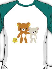 Misc - Rilakkuma and friends T-Shirt