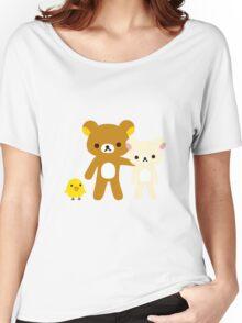 Misc - Rilakkuma and friends Women's Relaxed Fit T-Shirt