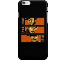 leone iPhone Case/Skin