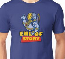 END OF STORY Unisex T-Shirt