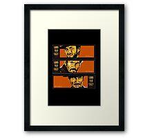 leone Framed Print