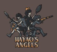 HAYAO'S ANGELS by Letter-Q