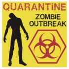 Walking Zombies Dead Biohazard Walkers Funny by sturgils