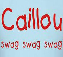 swaggy caillou by Epigv11