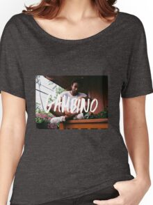 Childish Gambino Type Women's Relaxed Fit T-Shirt