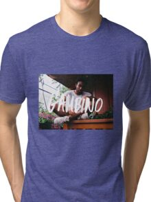 Childish Gambino Type Tri-blend T-Shirt