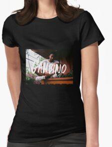 Childish Gambino Type Womens Fitted T-Shirt