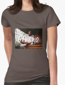 Childish Gambino Type Womens Fitted T-Shirt