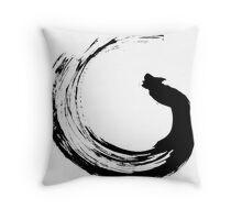 Enso 2 Throw Pillow