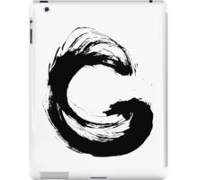 Enso 3 iPad Case/Skin