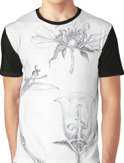 Graphite Disection Graphic T-Shirt