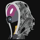 Mass Effect - Tali'Zora vas Normandy (NO TEXT) by toasterpip