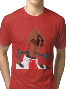 Mass Effect - Mordin Solus (NO TEXT) Tri-blend T-Shirt