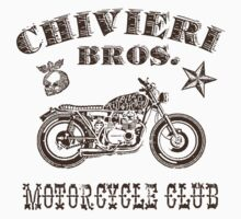 Chivieri Bros. Motorcycle Club by Chivieri Designs