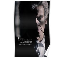 Twelve Doctor Who (3) {CASES, PILLOWS,ETC} Poster