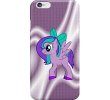 Custom Made Purple Pony iPhone Case/Skin