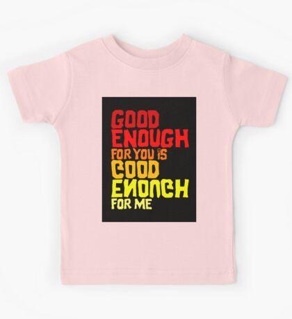 Good Enough Kids Clothes