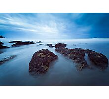 Misty Ocean Photographic Print