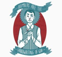 Numbers Are The Handwriting of God T-Shirt