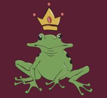 King Frog by Ignasi Martín
