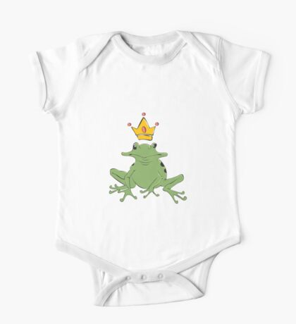 King Frog One Piece - Short Sleeve