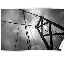 Bridge Angles Poster