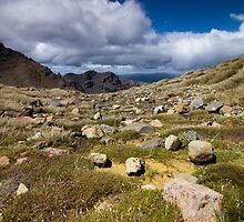 Tongariro Crossing by Brian Lai