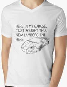Here in my garage T-Shirt